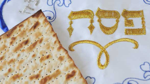 passover template